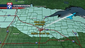 Dangerous wind chills expected overnight into Wednesday morning