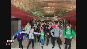 Edina high school band head south to play at Outback Bowl