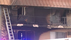One person injured, dog killed in New Brighton apartment complex fire