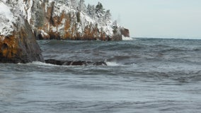 Popular North Shore photography landmark succumbs to winter storm