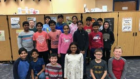 Wayzata fifth graders crowned champions in national math competition