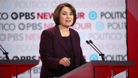 Klobuchar makes push as 2020 presidential contender