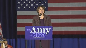 Sen. Klobuchar wraps up 99-county tour of Iowa as she works to built on campaign momentum
