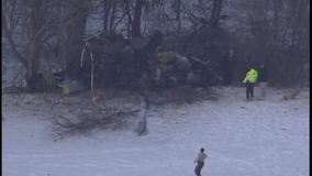 US Army team to lead investigation into deadly Minnesota National Guard Black Hawk helicopter crash