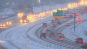 MnDOT closely watching road conditions for the Tuesday morning commute