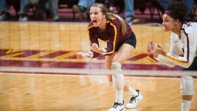 Gophers volleyball ready to turn page on trying 2020-21 season