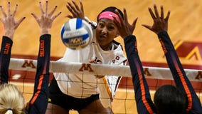 Gophers Stephanie Samedy named Big Ten Player of the Year