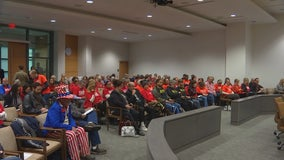 State lawmakers hold hearing on fixing gun laws in Minnesota while rally calls for new protections