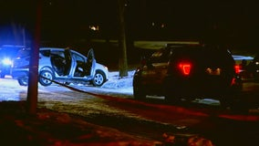 SUV crashes after shooting in north Minneapolis, 1 dead