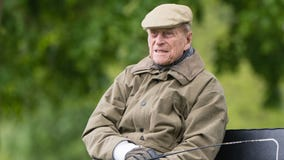 Palace: Prince Philip, 98, admitted to London hospital as 'precautionary measure'