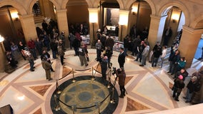 Minnesota Capitol rotunda to have Christmas tree for the first time in six years