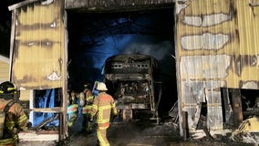 Shed fire in Stearns County causes estimated $800,000 in damage