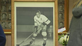 Family, friends, and fans remember legendary Gophers hockey coach Doug Woog