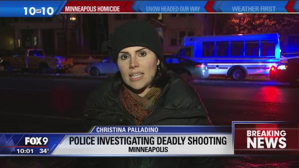 1 man is dead in a Minneapolis homicide Sunday night