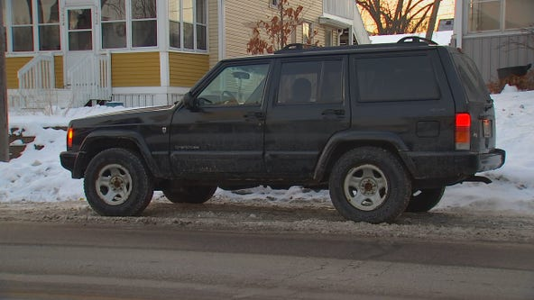 Minneapolis police: 262 vehicles have been stolen in city since the start of 2020