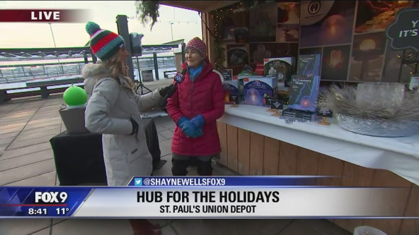 Union Depot Christmas Market Named Top Ten in the USA