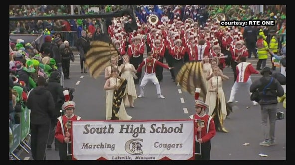 Lakeville South's band to represent Minnesota in Pearl Harbor Memorial Parade in Hawaii