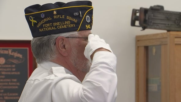 Minnesota veterans mark 78 years since Pearl Harbor attack