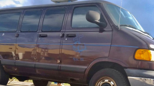 Minneapolis church leaders beg thieves to return stolen van