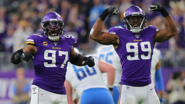 Defense dominates as Vikings beat Lions 20-7, improve to 9-4