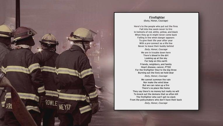 firefighter song