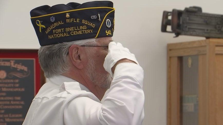 Minnesota veterans mark 78 years since Pearl Harbor attacks