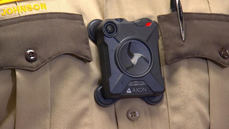 Small Minnesota city of Wyoming adding police body cameras after donation