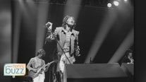 Candid photos of rock 'n' roll legends in the Twin Cities