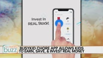 App helps kids invest allowance in the stock market, make donations
