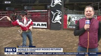 World's Toughest Rodeo returns to St. Paul, Minnesota