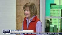 Sen. Tina Smith stops by FOX 9 ahead of Trump Impeachment Trial