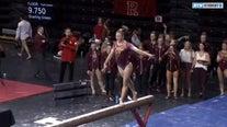 Gophers Lexy Ramler named top senior gymnast in nation