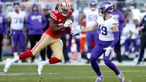 'They punched us in the mouth': Vikings season ends in 27-10 NFC Divisional Playoffs loss to 49ers