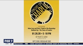 Nonprofit Faith's Lodge hosts benefit concert in Minneapolis.