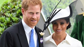 Buckingham Palace: Prince Harry, Meghan to give up 'royal highness' titles