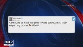 Minnesota sports stars mourn loss of Kobe Bryant