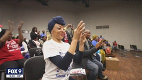 Liberians in Minnesota, who escaped war in their home country, celebrate chance at green card