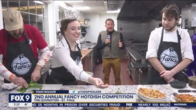 Fancy Hotdish Competition at St. Paul Winter Carnival