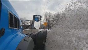 Minnesota snowplow crews put new technology to work