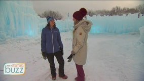 The magic of the Ice Castles returns to the Twin Cities