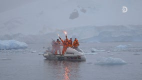 Minneapolis man among first to row from South America to Antarctica