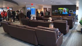 'This is amazing': Service members impressed by renovated Armed Forces Service Center at MSP Airport