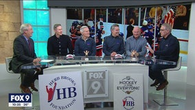 Sports Now: Members of the 1980 'Miracle on Ice' team reflect on their gold medal 40 years later