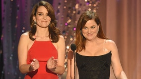 Comedians Amy Poehler, Tina Fey to host 2021 Golden Globes