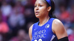 Lynx star Maya Moore sitting out second season from WNBA