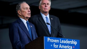Democratic presidential candidate Mike Bloomberg to campaign in Minnesota Wednesday