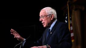 Sanders overtakes Democratic race in Iowa, Klobuchar fifth
