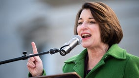 Klobuchar says English language vote was wrong