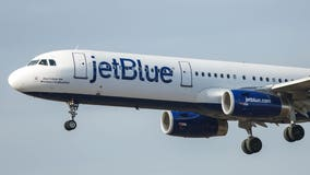 JetBlue announces plans to go carbon-neutral, power some flights with 'sustainable aviation fuel'