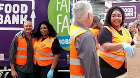 Lizzo volunteers at Australian food bank to support wildfire victims while on tour